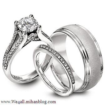 [تصویر: حلقه ی نامزدی تو دست راست یا چپ ؟]